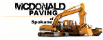 McDonald Paving Spokane