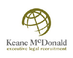Keane McDonald Executive Legal Recruitment