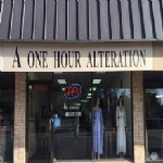 A One Hour Alterations