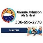 Jimmie Johnson Air & Heat