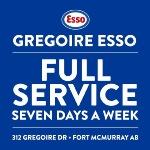 Gregoire Esso & Carwash Services