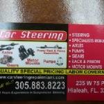 Car Steering Inc