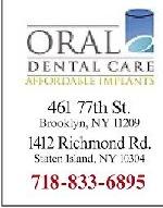 Oral Dental Care PC
