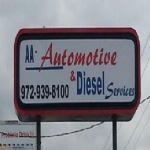 AA Automotive & Diesel Services