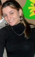 Beatriz Almeida - paint store clerk