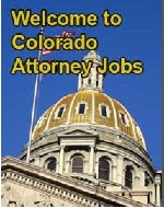 Colorado Attorney Jobs - Colorado Attorney Jobs