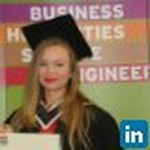 Patricia Jurkowska - Student at Athlone Institute of Technology