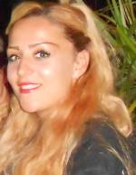 Cristina-Mariana Ioana - waitress
