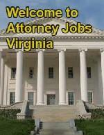 Attorney Jobs Virginia - AttorneyJobsVirginia.com