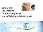 Ability Leak Detection (leak detection services) - water leak detection services