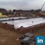 James Parker - agilia horizontal scc concrete flooring