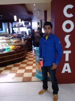 Zeeshan Shaikh - hi,am graduated i have to work in metro and securitry guard in dollman mall in pakistan