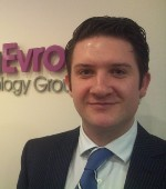 Paul Donegan - Account Manager at Hibernia Evros Tecchnology Group